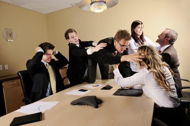 минусы корпоративных тренингов