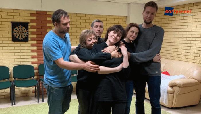 постановки в плейбек театре как психотерапия